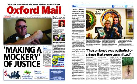 Oxford Mail – December 27, 2018