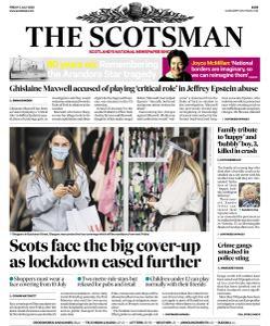 The Scotsman - 3 July 2020