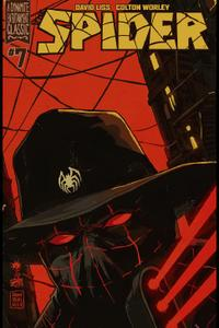 Dynamite-The Spider No 07 2012 Hybrid Comic eBook