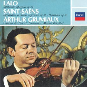 Arthur Grumiaux - Lalo, Saint-Saens, Chausson, Ravel (1999) [Japan 2019] SACD ISO + Hi-Res FLAC