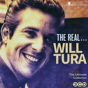 Will Tura - The Real... Will Tura (3CD) (2017)