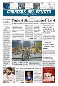 Corriere del Veneto Vicenza e Bassano - 14 Luglio 2018