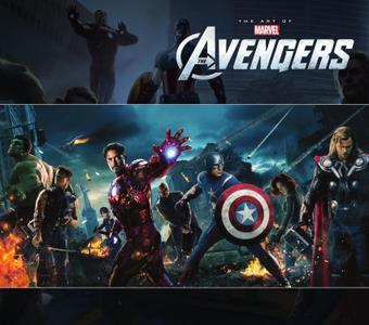 The Art of Marvels The Avengers 2013 Digital LuCaZ