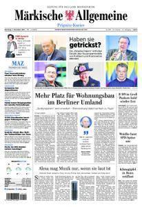Märkische Allgemeine Prignitz Kurier - 07. November 2017