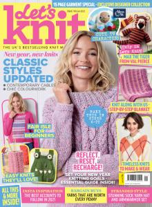 Let's Knit - January 2021