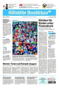 Kölnische Rundschau Wipperfürth/Lindlar – 14. Oktober 2019