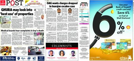 The Guam Daily Post – January 20, 2019