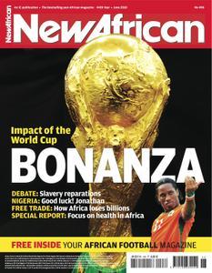 New African - June 2010