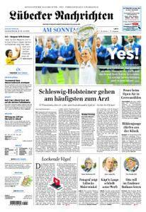 Lübecker Nachrichten Ostholstein Süd - 15. Juli 2018
