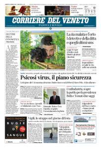 Corriere del Veneto Padova e Rovigo – 24 gennaio 2020