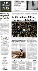 The Boston Globe – 04 January 2020