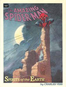 Marvel Graphic Novel 63 - Spider-Man - Spirits of the Earth 1990