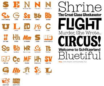 House Industries Fonts