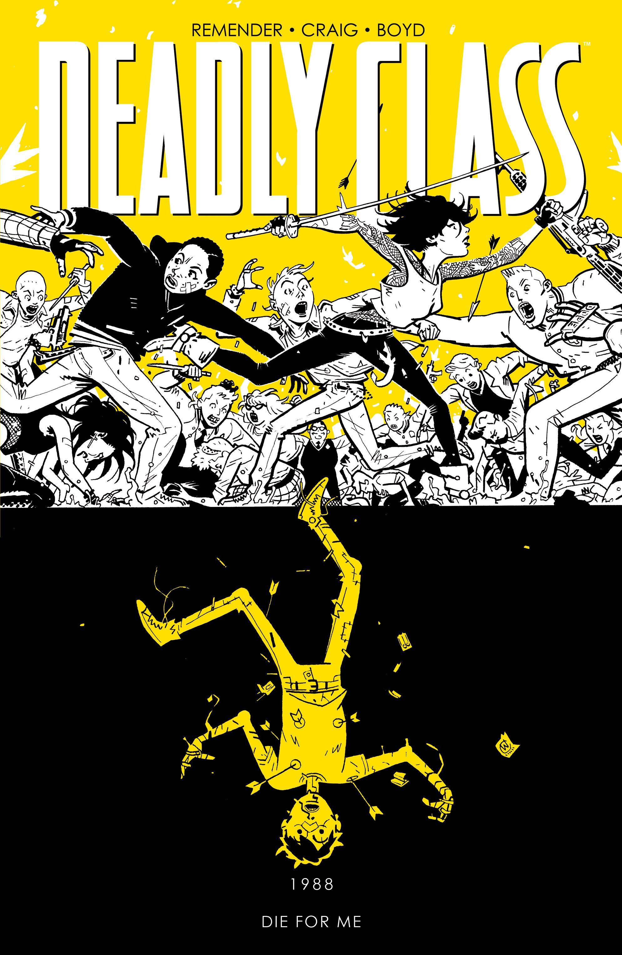 Deadly Class v04 - Die For Me 2016 Digital