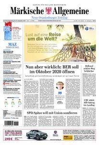Neue Oranienburger Zeitung - 16. Dezember 2017