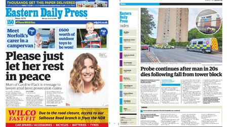 Eastern Daily Press – June 08, 2020