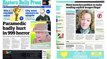Eastern Daily Press – January 21, 2019