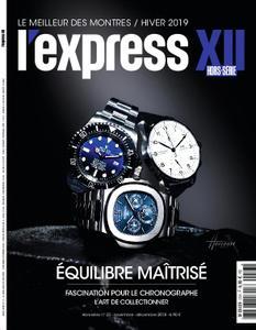 L'Express Hors-Série Réussir – novembre 2018