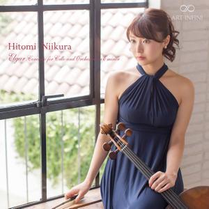 Hitomi Niikura - Elgar: Cello Concerto in E Minor, Op. 85 - Bruch: Kol nidrei, Op. 47 (2019)