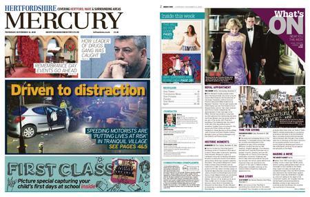 Hertfordshire Mercury – November 12, 2020