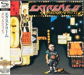 Extreme - Pornograffitti (1990) [Japan SHM-CD, 2012]