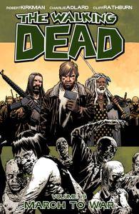 The Walking Dead Vol 19 - March To War 2013 Digital TPB