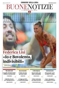 Corriere della Sera Buone Notizie – 02 ottobre 2018