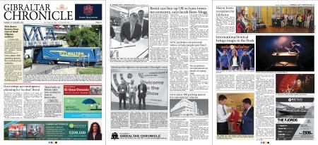 Gibraltar Chronicle – 02 October 2018