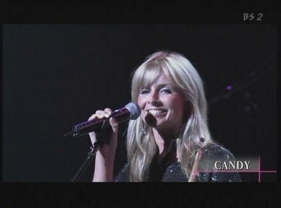 Candy Dulfer & Band - Live at Tokyo Jazz Festival 2007 (DVD, AVI)