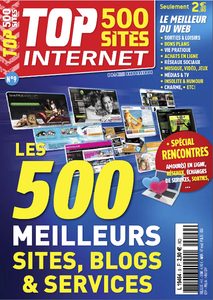 Top 500 Sites Internet N°9 - Aout/Octobre 2011