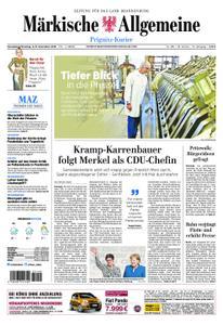 Märkische Allgemeine Prignitz Kurier - 08. Dezember 2018