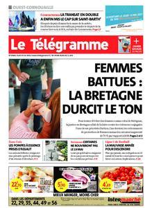 Le Télégramme Ouest Cornouaille – 13 mai 2021