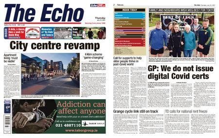 Evening Echo – July 15, 2021