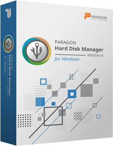 Paragon Hard Disk Manager Advanced 16.23.1 WinPE Edition BootCD