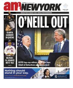 AM New York - November 05, 2019