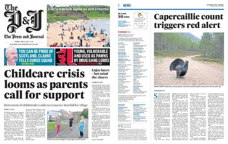 The Press and Journal Moray – June 14, 2021