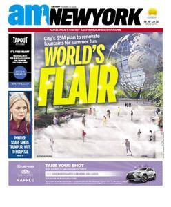 AM New York - February 13, 2018