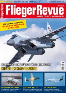 FliegerRevue - März 2021