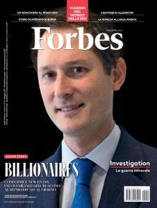 Forbes Italia N.43 - Maggio 2021
