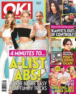 OK! Magazine Australia - November 05, 2018