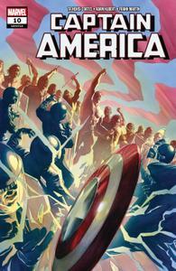 Captain America 010 2019 Digital Zone