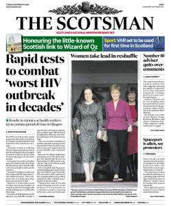 The Scotsman - 18 February 2020