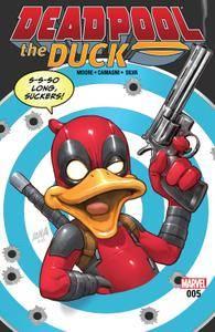 Deadpool the Duck 005 2017 Digital Zone-Empire
