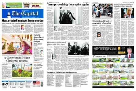 The Capital – December 08, 2018