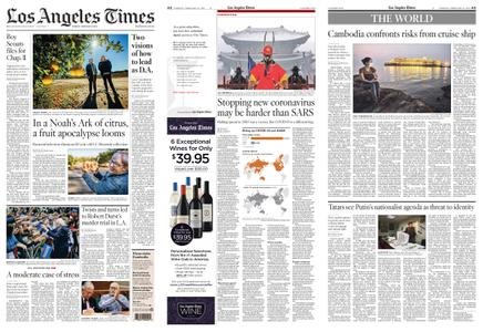 Los Angeles Times – February 18, 2020
