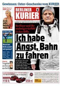 Berliner Kurier - 16 April 2017