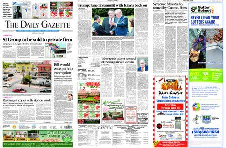 The Daily Gazette – June 02, 2018