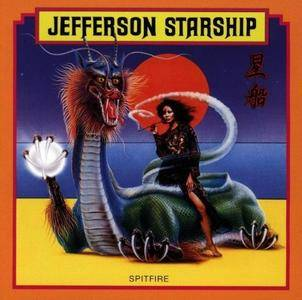 Jefferson Starship - Spitfire (1976) LP/FLAC In 24bit/192kHz
