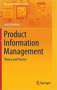 Product Information Management: Theory and Practice