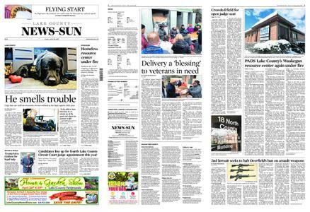 Lake County News-Sun – April 20, 2018